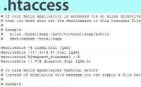 域名间301重定向.htaccess文件修改详解